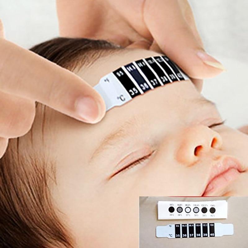 Forehead Thermometer Infrared Termometro Infrarojo Digital Termometr Bezdotykowy For Baby Children And Adults Fahrenheit