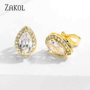 ZAKOL Fashion Jewllery Water D