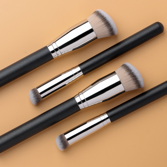 OVW Foundation Brush Make Up Brush for Concealer Cosmetics Blusher BB Cream Contour Beauty tool 1