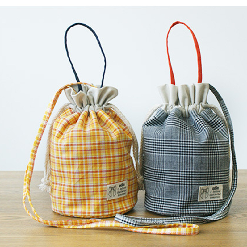 Handbag Fashionable Ge Zi Kuan Small Canvas Bag Women's Multi-color Flexible-Style Mobile Phone Change Debris Organizing Storage