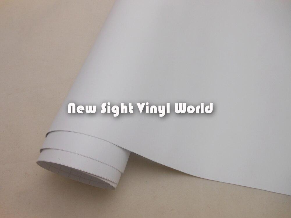 Film vinyle auto adhésif blanc imprimable pour impression numérique autocollants autocollant de voiture taille: 0.914*50 m/Roll - 5
