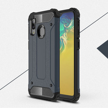 Armor Phone Case For Cover Samsung Galaxy Jean2 A20e Cover TPU & PC Protective Bumper For Samsung Galaxy Jean2 A20e Case 5.8'' armor phone case for samsung galaxy a51 cover tpu
