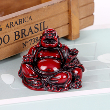 Get more info on the Resin Laughing Buddha Fengshui Statue Maitreya Buddha Sculpture Craft Home Decor Ornament Figurine