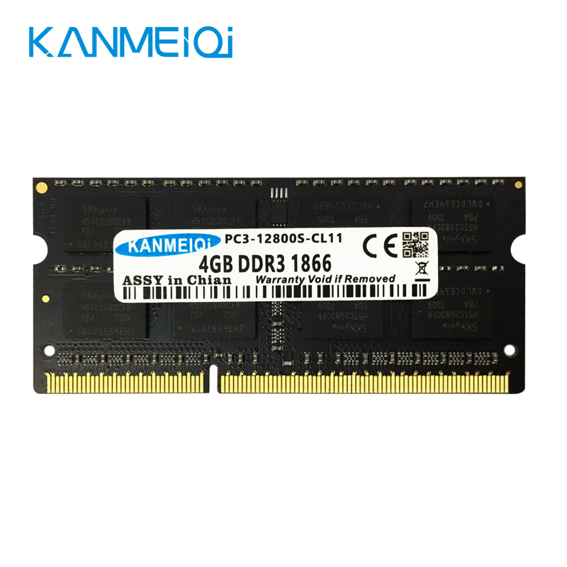 8G//16GB 1600MHz CL11 memory 2Rx8 PC3-12800S Laptop DDR3 SODIMM  For SK Hynix
