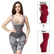 Waist trainer women shaper modeling strap maternity bandage post-partum Support slimming sheath woman belly butt lifter reduce