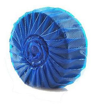 10 sztuk kostka do toalety tabletki antybakteryjna zakładka do czyszczenia niebieska bańka do łazienki E2S tanie i dobre opinie Inne 10pcs