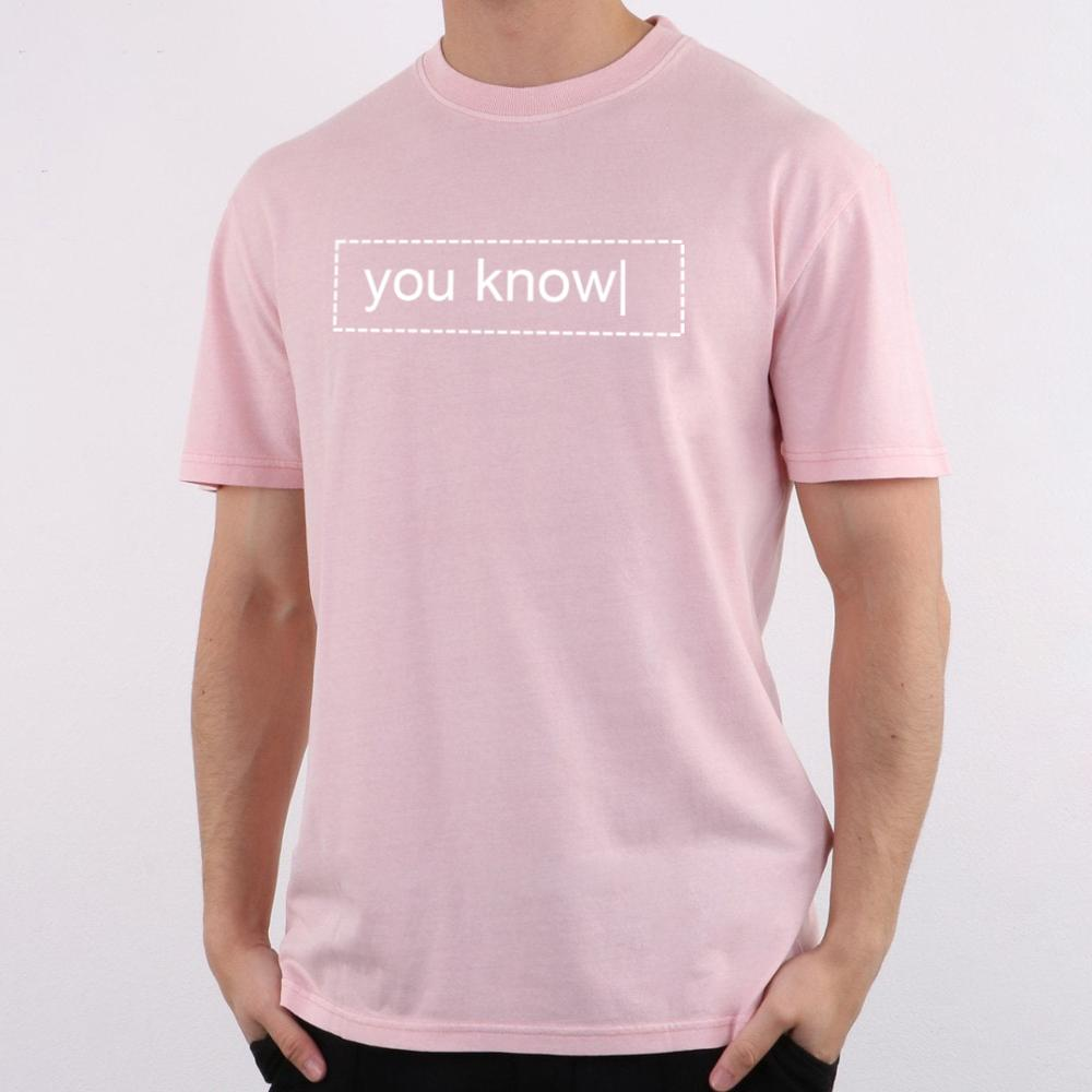 Mens T Shirts 100% Cotton Merch Brian Maps Print Unisex Tshirt Short Sleeve Top Women's T-shirts You Know Tee мерч брайна мапса