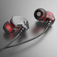 Olhveitra 3,5mm Kopfhörer Wired Headset Gamer Für iPhone Android In-ohr Kabel Sport HiFI Stereo Ohrhörer Auriculares Freisprecheinrichtung