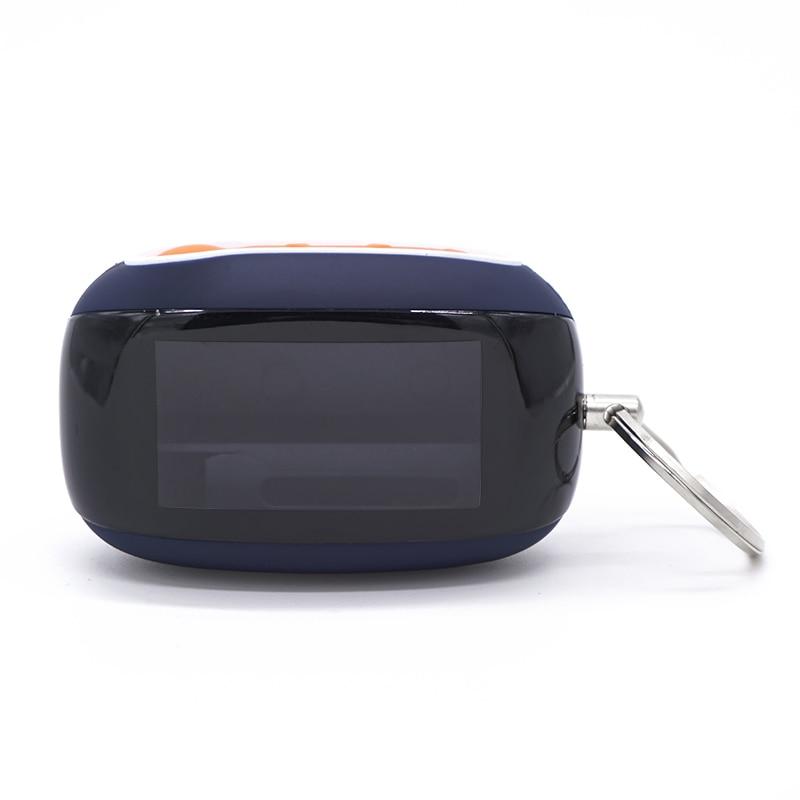 New B92 Case For Starline B92 B94 B62 B64 2-way LCD Remote Controller Key Fob Chain Starline Car