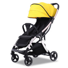Baby Stroller Lightweight Folding Umbrella Car Sitting Lying Portable Children BB Travel Trolley Shock Absorber Stroller