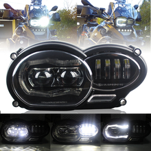 Faro LED para Motor de bicicleta, compatible con BMW R1200GS R 1200 GS ADV R1200GS LC 2013 2018
