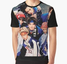 All Over Print 3D Tshirt Men Funny T Shirt NCT - LIMITLESS Graphic T-Shirt(China)