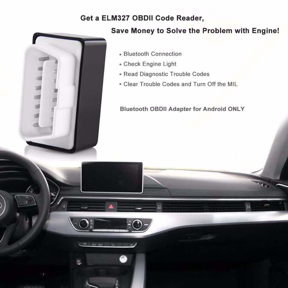 2019 Новый мини OBD2 Eml327 V1.5 Bluetooth адаптер автомобильный диагностический сканер для Android/PC Автомобильный сканер elm327 Real V1.5