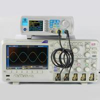Jds6600 60M 60Mhz Signal Generator Digital Control Dual Channel Dds Function Signal Generator Frequency Meter Arbitrary