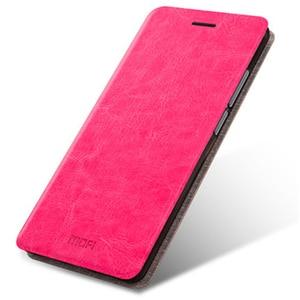 Image 4 - Mofi Voor Meizu 16th Case Cover Voor Meizu 16th Plus Coque Telefoon Case Voor Meizu 16x Behuizing Tpu Pu Leer boek Stand Folio Shell