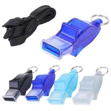 New Classic Sports Plastic Whistle Professional Soccer Basketball Baseball Volle
