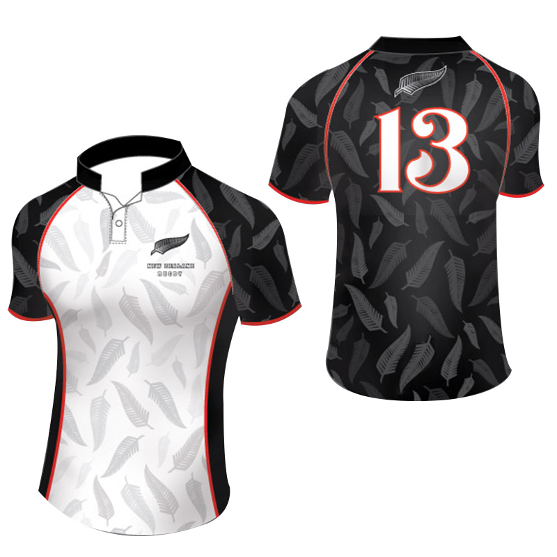 Kawasaki Custom Men's Fans Practice England Rugby Top Jersey Collage Exercise Sublimation Quick Dry Sports Jerseys Shirt Shorts