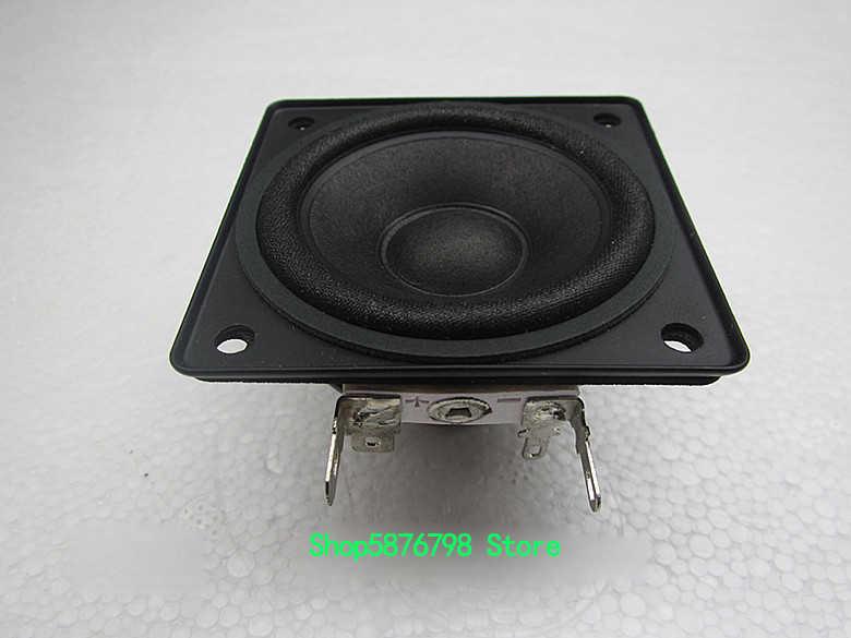 2pcs Round 57mm 8ohm 8Ω 5W car tweeter Speaker loudspeaker Car waterproof audio
