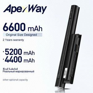 ApexWay Laptop Battery for Sony vaio BPS26 BPS26A VAIO SVE14115 SVE14116 SVE15111 SVE141100C VAIO SVE14111 VGP-BPS26