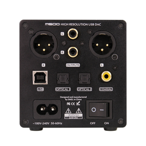 Image 5 - SMSL AMPLIFICADOR DE AURICULARES M500 MQA, decodificador de Audio de alta resolución, USB, DAC, XU 216, ES9038PRO