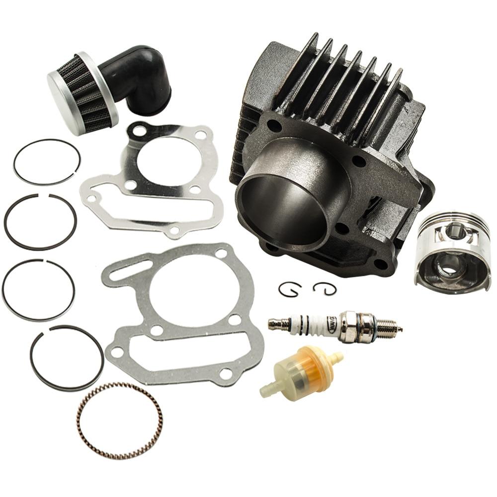 maXpeedingrods for 1986-1987 Yamaha MOTO-4 80 YFM 80 Piston Cylinder Gaskets Rings Pin Clips Kit