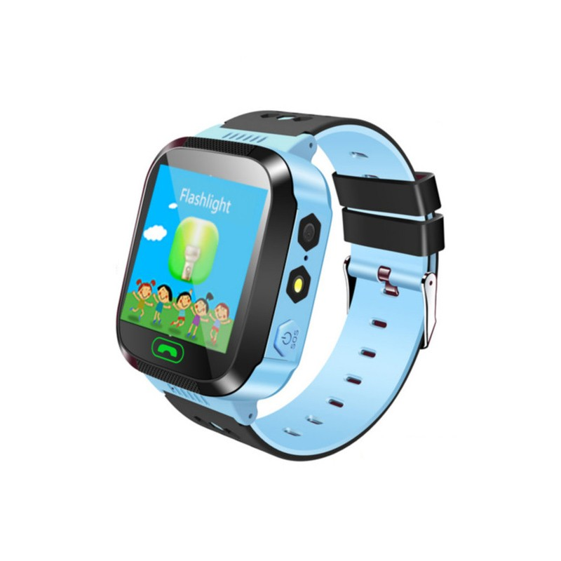 Disinfected safe kids Smart Watch Baby LBS Positioning Security Anti-lost Call Phone children SOS Touch Screen Remote tracker