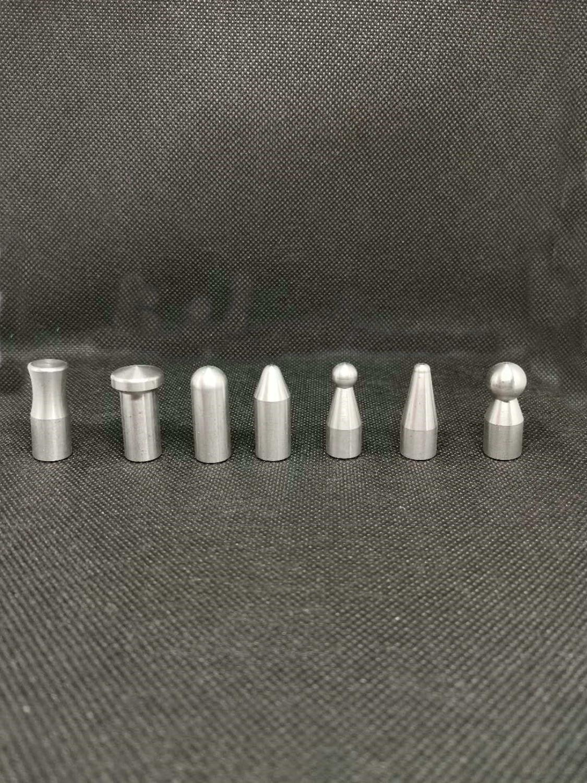 PDR Hook Tools Push Rod Car Crowbar Paintless Dent Repair Tools PDR Dent Puller Lifter Kits Ding Hail Puller Set Heads