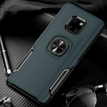 For huawei mate20 mate20Pro case, hauwei mate 20x metal invisible ring bracket TPU+PC case