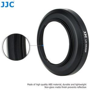 Image 4 - JJC ABS Vít Trong Lens Hood Cho Nikon Z50 + Nikkor Z DX 16 50 F/3.5 6.3 VR Ống Kính Thay Thế Nikon HN 40 Ống Kính Bóng Bảo Vệ