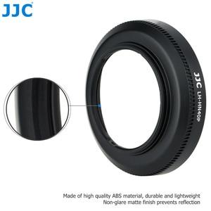 Image 4 - Jjc absスクリューレンズフードニコンZ50カメラ + ニッコールでz dx 16 50 f/3.5 6.3 vrレンズ交換ニコンHN 40レンズプロテクター