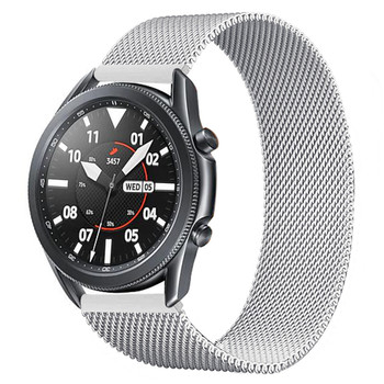 Milanese strap For Samsung Galaxy watch 3 45mm 41mm/Active 2 46mm/42mm Gear S3 Frontier 20mm 22mm bracelet Huawei GT/2/2e band 22mm watch strap 20mm band for samsung galaxy watch 46mm 42mm active 2 gear s3 frontier leather watchband for huawei watch gt 2e