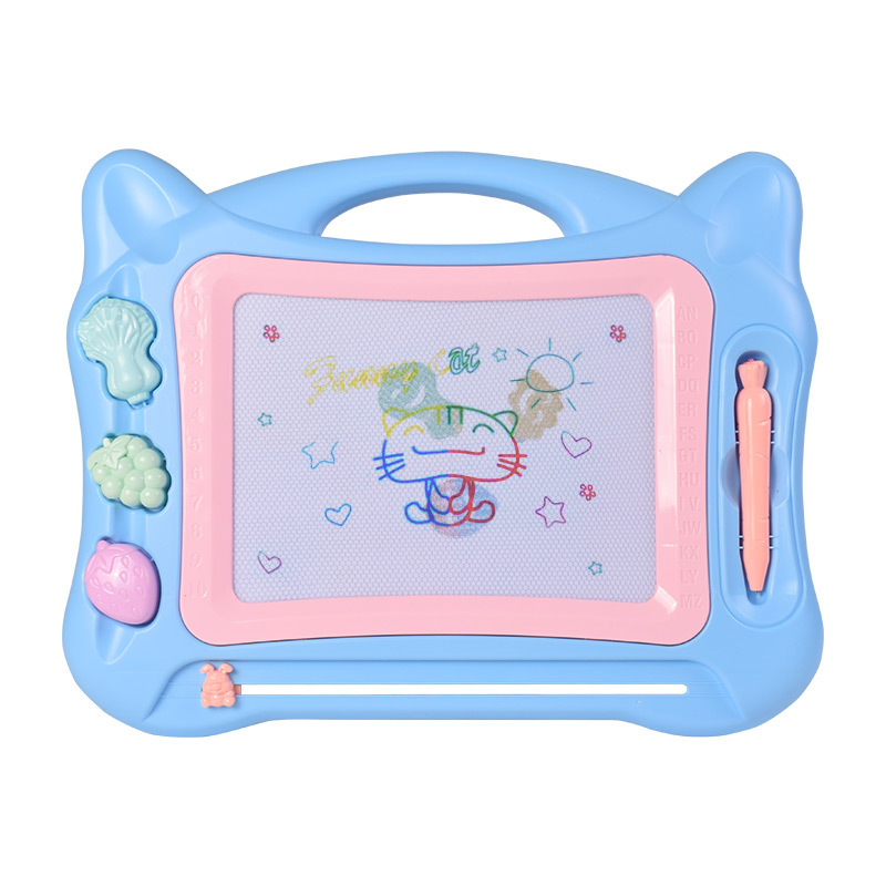 Special Children Drawing Board Magnetic Drawing Board Color Baby Infant Extra Large Magnetic Graffiti 1-3 Years Old 2 ~ Children
