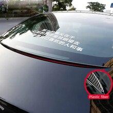 spoiler For Tesla model 3 accessories/car accessories model 3 tesla three tesla model 3 carbon/accessoires