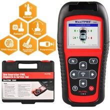 Autel maxitpms ts501 reaprender ferramenta tpms reset, tpms diagnosticar, leitura/clear tpms dtcs, ativação do sensor, programa mx-sensor, chave