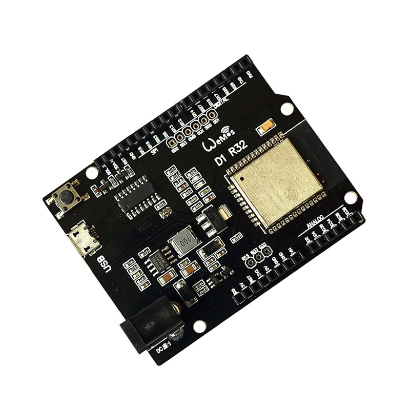 Макетная плата ESP32 для Wemos D1 Mini Arduino UNO R3 D1 R32, макетная Беспроводная плата с Wi-Fi и Bluetooth CH340, 4 м памяти