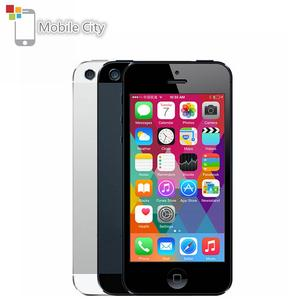 Apple iPhone 5 Unlocked GPS 16GB Dual Core Used IOS WIFI 8MP 32GB/64GB-ROM 100%Factory
