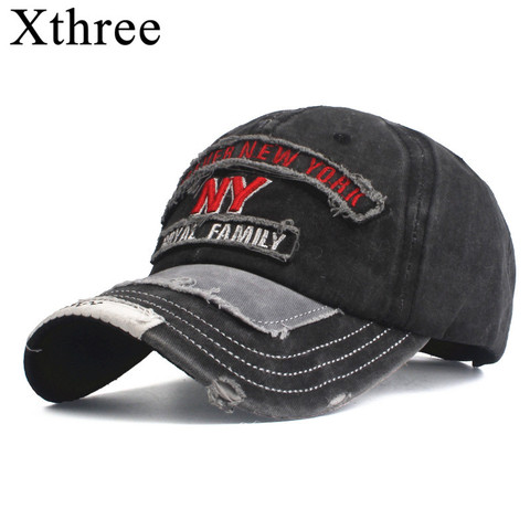 Xthree  mens baseball cap for women snapback hat embroidery bone cap gorras casual casquette men baseball hat 2020 new Pakistan
