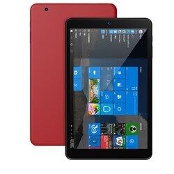 Windows планшетный ПК 8 дюймов Windows 10 планшеты Atom Z8300 четырехъядерный процессор 4 + 64 ГБ rom 16:9 1280*800 ips экран Двойная камера wifi