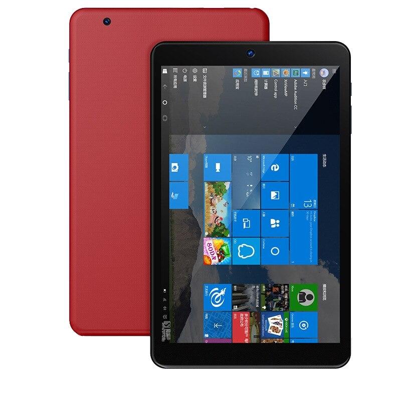 Windows Tablet PC 8 Zoll Windows 10 Tabletten Atom Z8300 Quad Core CPU 4 + 64GB ROM 16:9 1280*800 IPS Bildschirm Dual Kamera WIFI