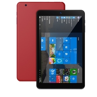 Windows Tablet PC 8 inch Windows 10 Tablets Atom Z8300 Quad Core CPU 4+64GB ROM 16:9 1280*800 IPS Screen Dual Camera WIFI