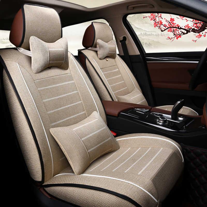 WLMWL кожаные чехлы для автомобильных сидений Jeep все модели Grand Cherokee и Renegade compass