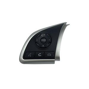 Image 2 - Direksiyon anahtarı çok fonksiyonlu ses radyo ses düğmesi medya düğmeleri Mitsubishi ASX 2013 2014 2015 2016 2017 2018