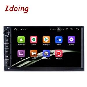 """Image 2 - Idoing 7 """"オクタコア2dinユニバーサル車のためのandroidラジオマルチメディアプレーヤーPX5 4グラム + 64グラムgpsナビゲーションipsスクリーンTDA7850"""