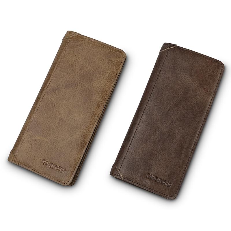 Hommes portefeuilles de luxe marque longue hommes sacs à main mâle pochette portefeuille en cuir synthétique polyuréthane homme affaires Style cartes détenteurs mâle pièce de monnaie Purs