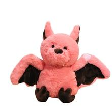 1PC Dark Elf Cute Bat Baby Soft Personality With Sleep Storytelling Plush Toy Creative Cartoon Bat Plush Toy Gift For Children