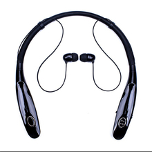 900sc Sport Bluetooth Earphone 3D Stereo Earbud neck strap Design With Mic Portable 350mAh Big Battery 15hours Work Headset