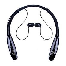 900sc spor Bluetooth kulaklık 3D Stereo kulaklık boyun askısı tasarım Mic ile taşınabilir 350mAh büyük pil 15 saat iş kulaklık