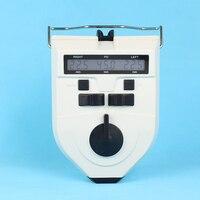 Medidor de distancia óptico para pupila, instrumento Digital de calidad PD, precisión de 0,1mm