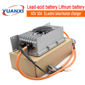 60V 30A 1800W Electric bike/bicycle/scooter/tricycle charger,lithium battery charger