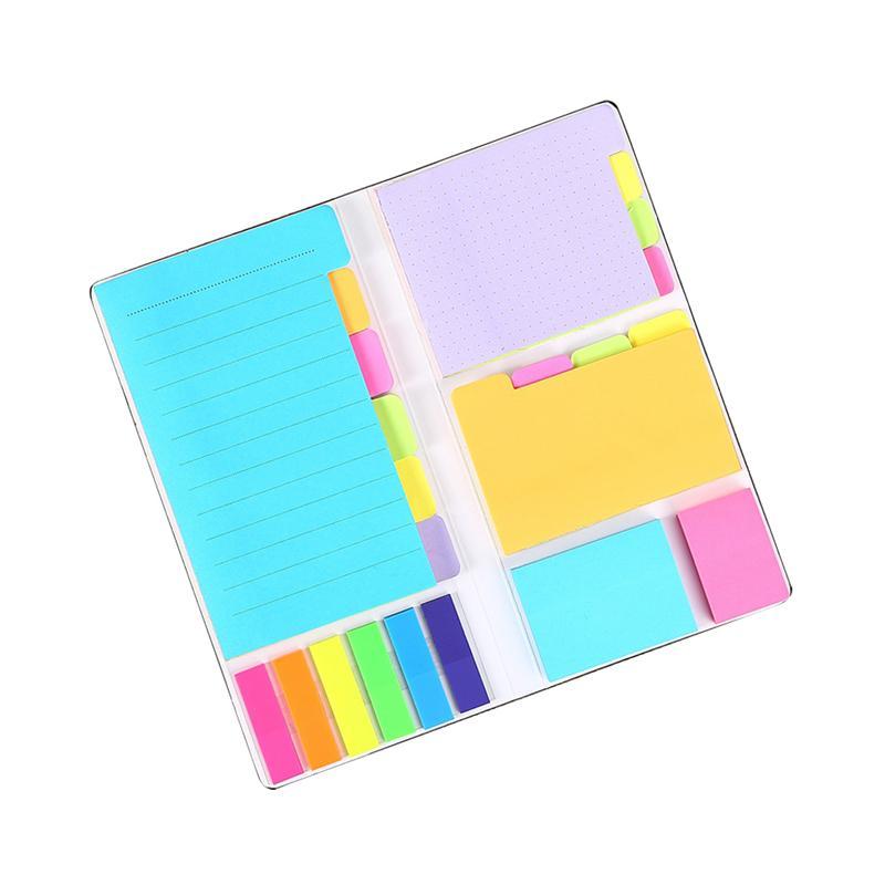 1 шт. практичная красочная Удобная простая наклейка, стикер для записей, стикер для студентов